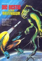 20 Million Miles to Earth - German Movie Poster (xs thumbnail)