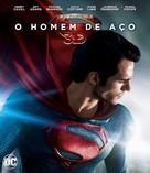 Man of Steel - Brazilian Movie Cover (xs thumbnail)