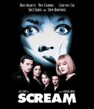 Scream - Blu-Ray movie cover (xs thumbnail)