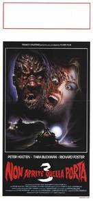 Leatherface: Texas Chainsaw Massacre III - Italian Movie Poster (xs thumbnail)