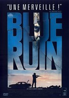 Blue Ruin - French DVD movie cover (xs thumbnail)