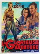 The Real Glory - Belgian Movie Poster (xs thumbnail)
