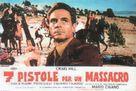 Sette pistole per un massacro - Italian Movie Poster (xs thumbnail)