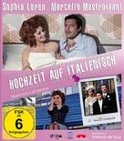 Matrimonio all'italiana - German Blu-Ray cover (xs thumbnail)