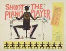 Tirez sur le pianiste - Movie Poster (xs thumbnail)