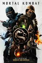 Mortal Kombat - Brazilian Movie Poster (xs thumbnail)