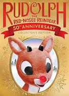 Rudolph, the Red-Nosed Reindeer - DVD cover (xs thumbnail)