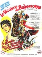 Visconte di Bragelonne, Il - French Movie Poster (xs thumbnail)