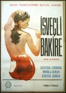 Maid in Sweden - Turkish Movie Poster (xs thumbnail)