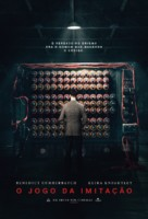 The Imitation Game - Brazilian Movie Poster (xs thumbnail)