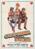California Split - Italian Movie Poster (xs thumbnail)