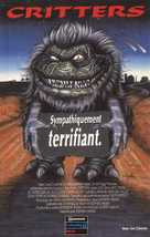 Critters - French VHS cover (xs thumbnail)