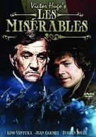 Les misérables - DVD movie cover (xs thumbnail)