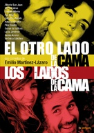 2 lados de la cama, Los - Spanish poster (xs thumbnail)