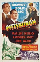 Pittsburgh - Re-release poster (xs thumbnail)