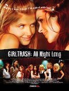 Girltrash: All Night Long - Movie Poster (xs thumbnail)
