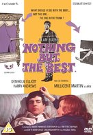 Nothing But the Best - British DVD cover (xs thumbnail)