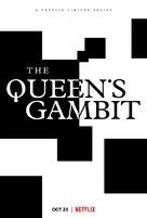 """""""The Queen's Gambit"""" - Movie Poster (xs thumbnail)"""