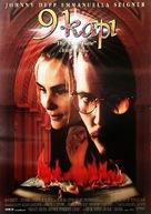 The Ninth Gate - Turkish Movie Poster (xs thumbnail)