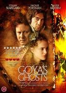 Goya's Ghosts - Danish DVD cover (xs thumbnail)