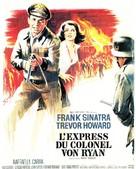 Von Ryan's Express - French Movie Poster (xs thumbnail)