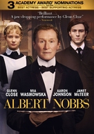 Albert Nobbs - DVD cover (xs thumbnail)