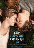 The Fault in Our Stars - Swedish Movie Poster (xs thumbnail)