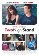 Two Night Stand - Dutch Movie Poster (xs thumbnail)