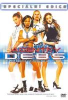 DEBS - Czech DVD movie cover (xs thumbnail)