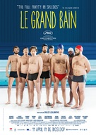 Le grand bain - Dutch Movie Poster (xs thumbnail)
