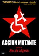Acción mutante - Argentinian Movie Cover (xs thumbnail)