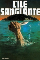 The Island - French DVD movie cover (xs thumbnail)