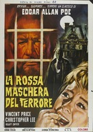 The Oblong Box - Italian Movie Poster (xs thumbnail)