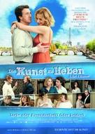 L'art d'aimer - German Movie Poster (xs thumbnail)