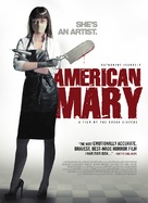 American Mary - Canadian Theatrical poster (xs thumbnail)