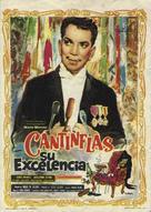 Su excelencia - Spanish Movie Poster (xs thumbnail)