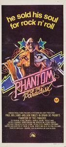 Phantom of the Paradise - Australian Movie Poster (xs thumbnail)
