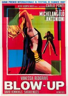 Blowup - Italian Movie Poster (xs thumbnail)