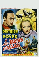 The Garden of Allah - Belgian Movie Poster (xs thumbnail)