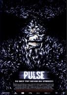 Pulse - German Movie Poster (xs thumbnail)