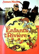 The Water Babies - French VHS movie cover (xs thumbnail)