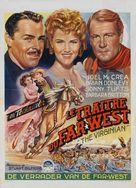 The Virginian - Belgian Movie Poster (xs thumbnail)