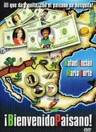 Bienvenido paisano - Mexican Movie Cover (xs thumbnail)