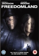 Freedomland - British DVD cover (xs thumbnail)