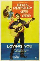 Loving You - Movie Poster (xs thumbnail)