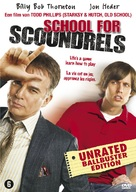 School for Scoundrels - Dutch Movie Cover (xs thumbnail)