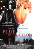 Blue Seduction - French DVD cover (xs thumbnail)