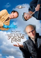 Lemony Snicket's A Series of Unfortunate Events - Italian Theatrical poster (xs thumbnail)