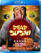 Deddo sushi - British Blu-Ray cover (xs thumbnail)