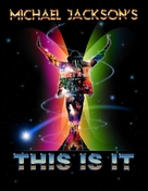 This Is It - French Movie Poster (xs thumbnail)